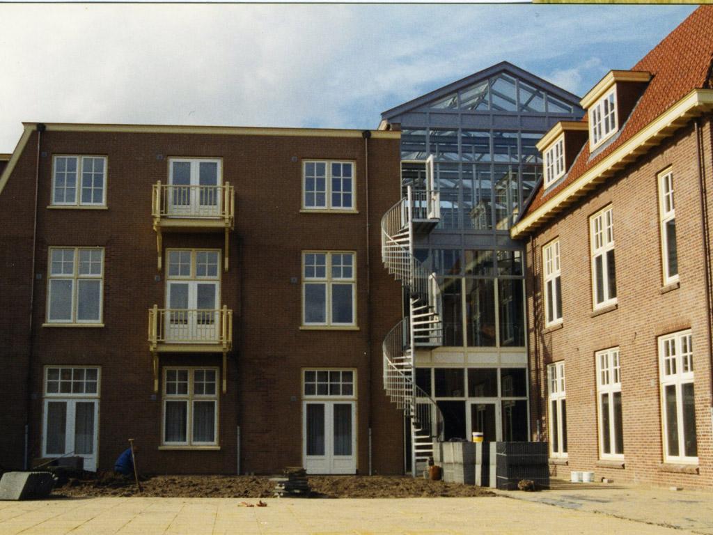 Appartementengebouw St. Jozefhuis te Hillegom