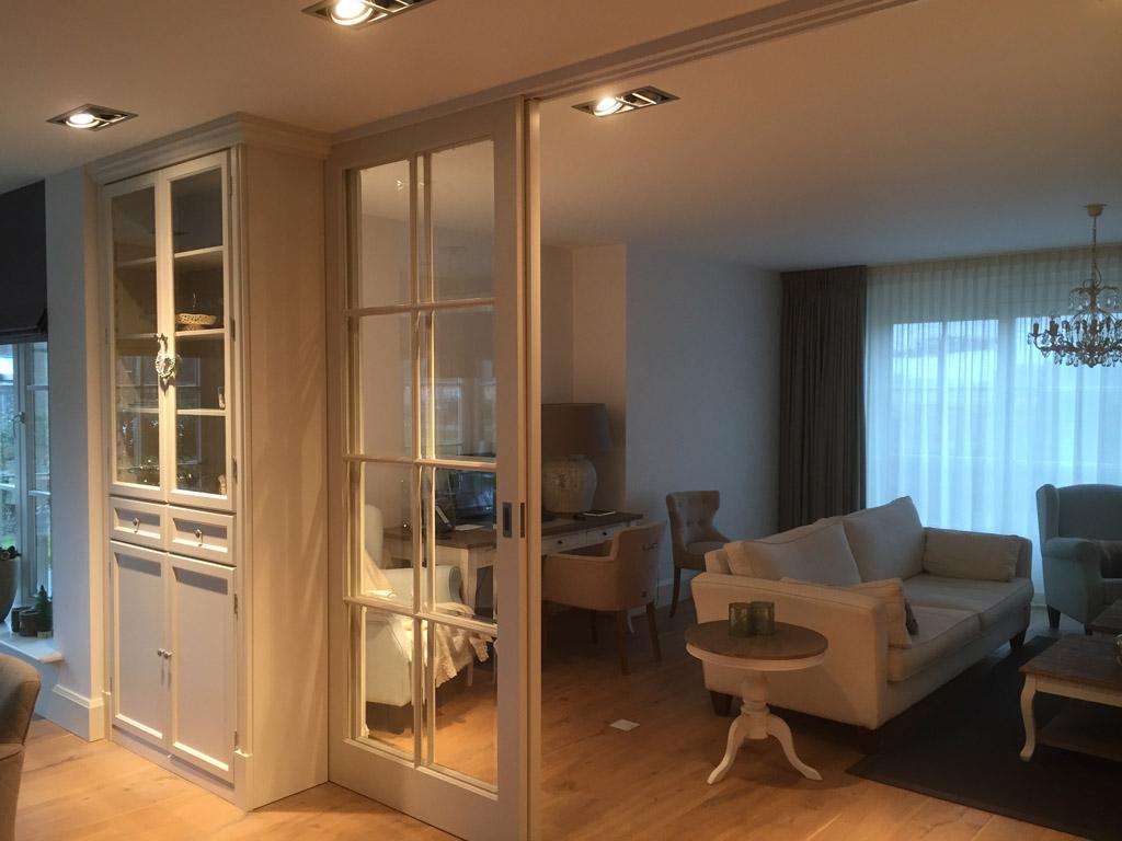 En-suite deuren en kast te Noordwijk