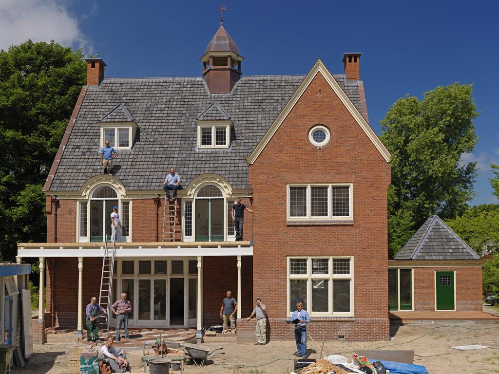 Huize Remotus te Noordwijkerhout